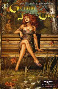 Grims Fairy Tales #36 Michael Dolce