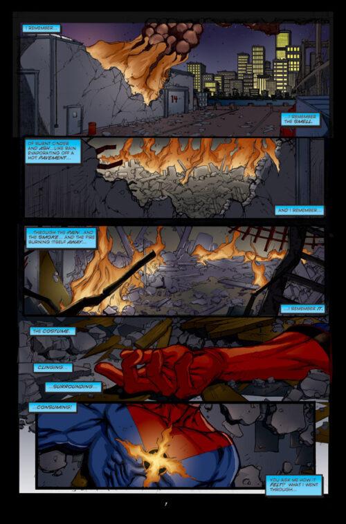 The Sire #7   Sire Studios: Michael Dolce   Comics