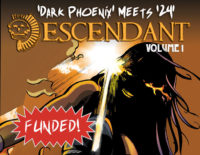 Descendant Kickstarter funded