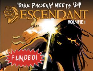 Descendant Kickstarter funded