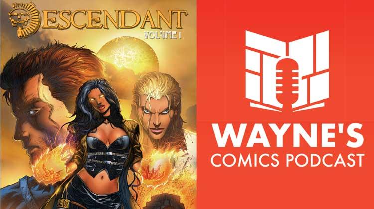 Wayne's Comic Podcast