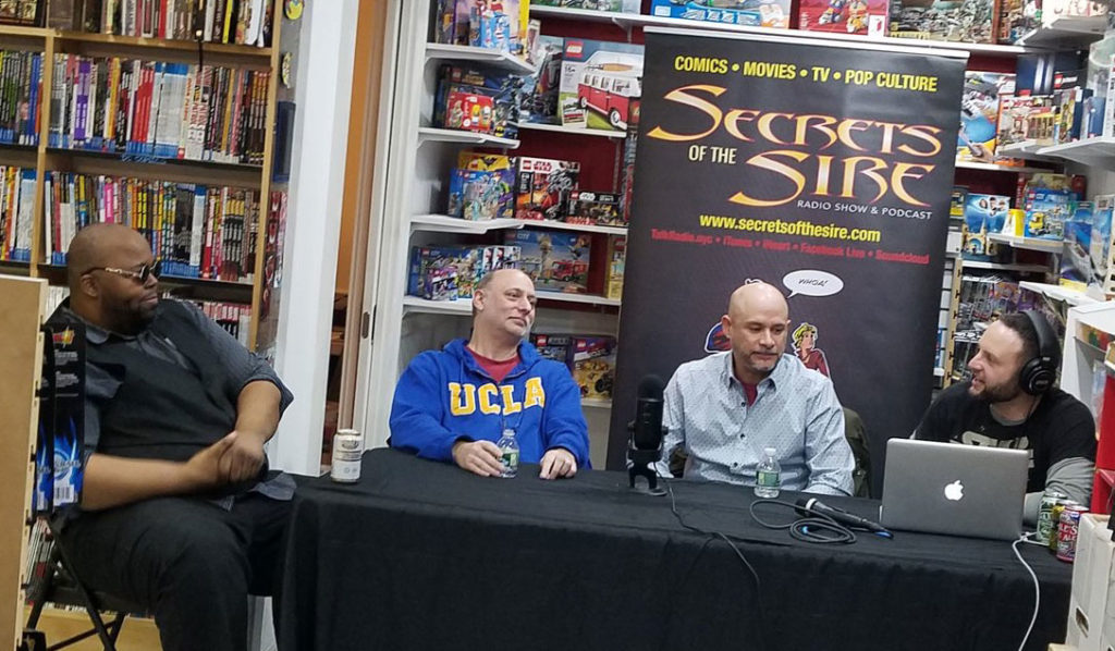 Secrets of the Sire Live Podcast