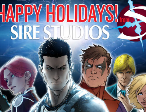 Happy 2020 From Sire Studios