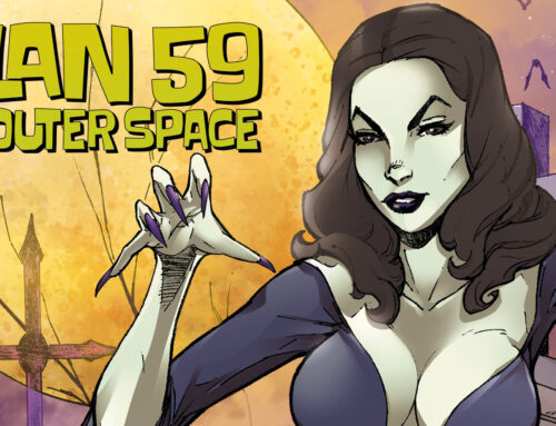 Plan 59 From Outer Space Launches On Kickstarter