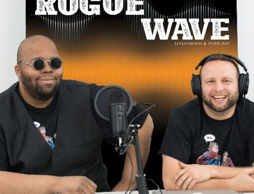 Secrets of the Sire is now ROGUE WAVE