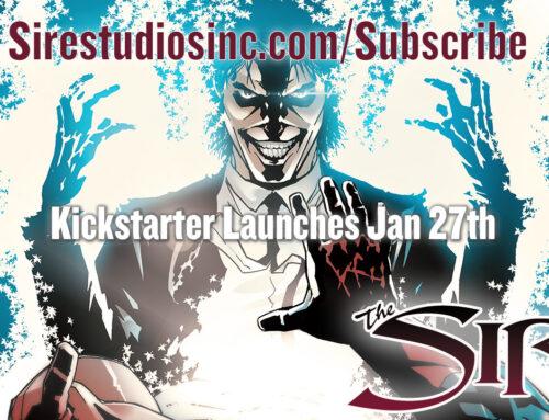 The Sire Returns THIS WEEK To Kickstarter